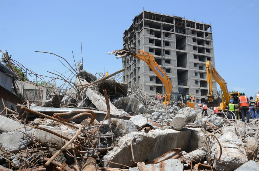 india building collapse 4