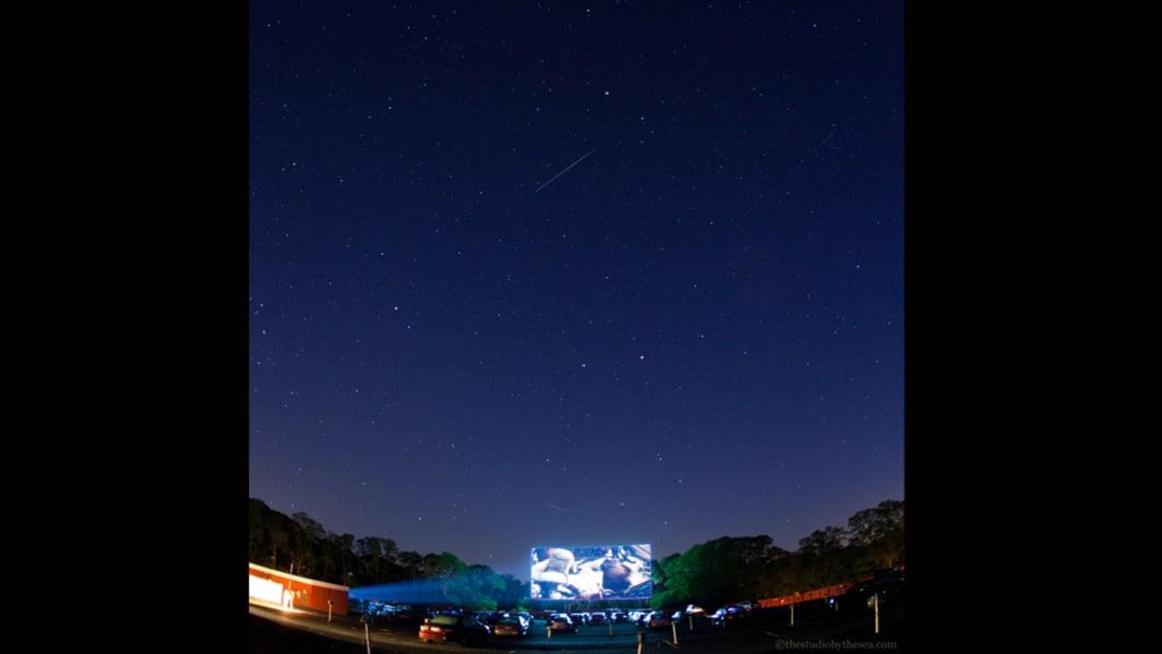 AOM stargazing irpt thornington shooting stars