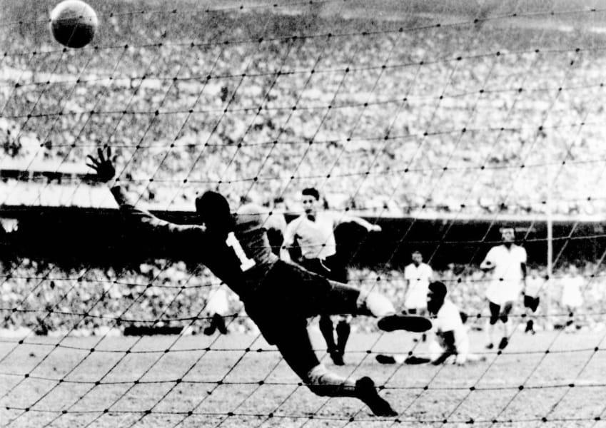 brazil uruguay 1950 world cup