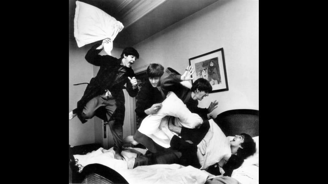 01 Beatles Harry Benson 0710 RESTRICTED