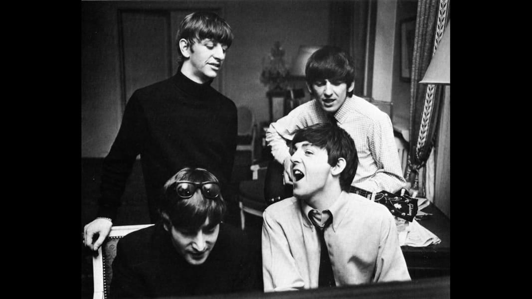 08 Beatles Harry Benson 0710 RESTRICTED