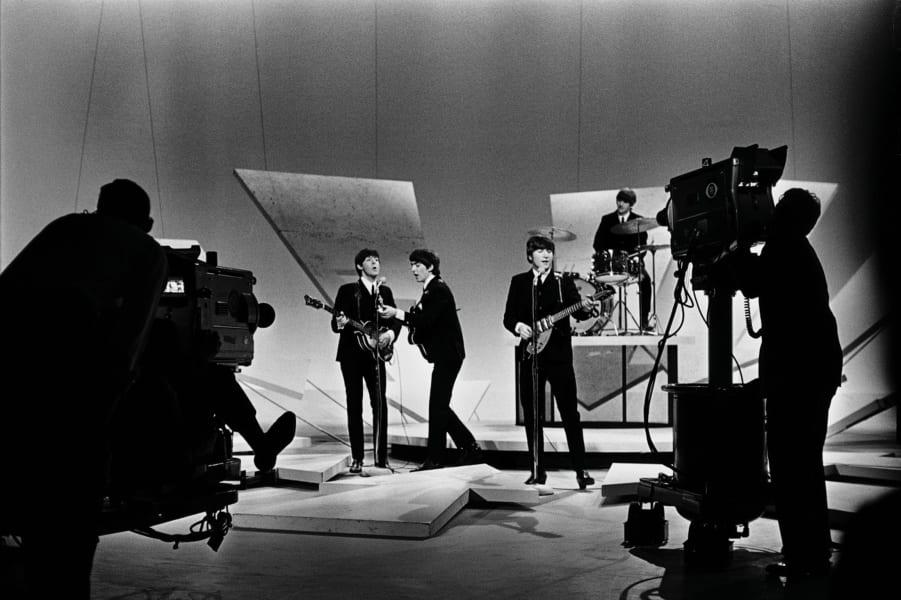 09 Beatles Harry Benson 0710 RESTRICTED