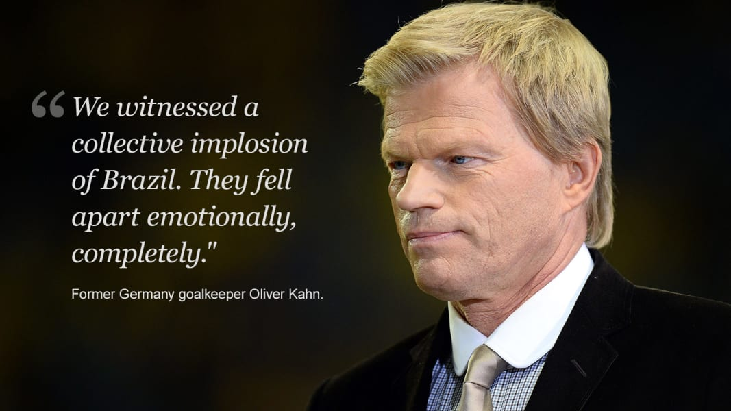 oliver kahn world cup quote