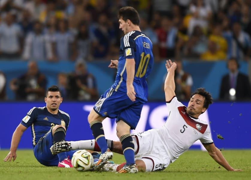 Mats Hummels World Cup Final