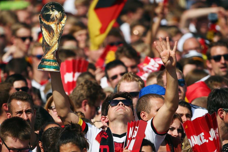 berlin fan trophy