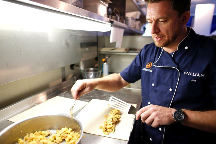 williams chef smee