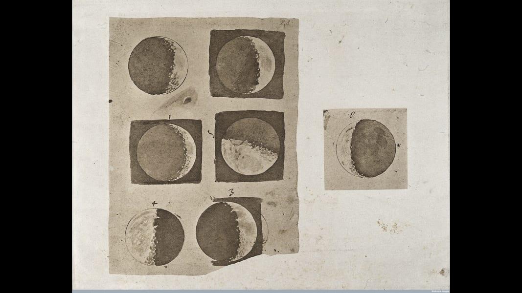 galileo galilei moon phases