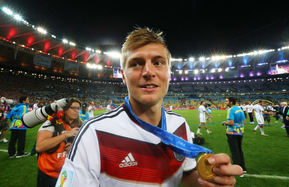 toni kroos world cup final