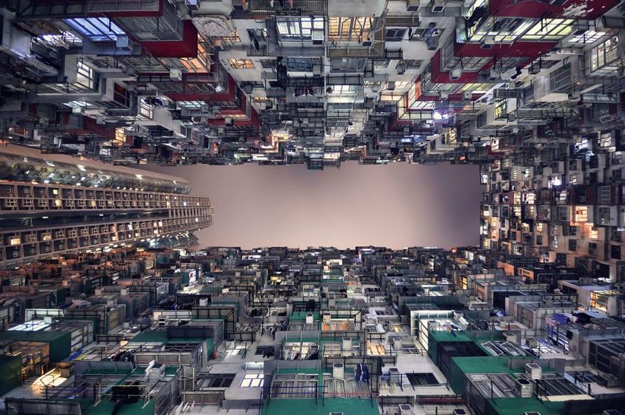 vertical horizons Hong Kong 5