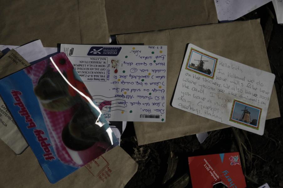 laje ukraine mh17 letters 11