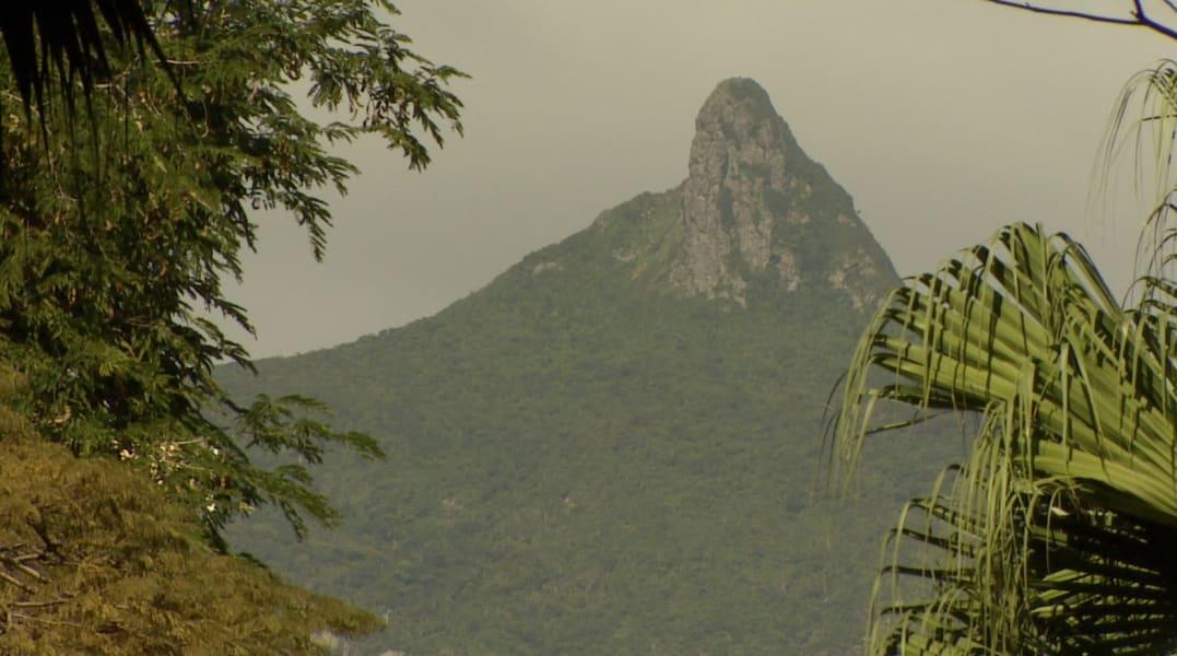 Mauritius Le Morne Mountain