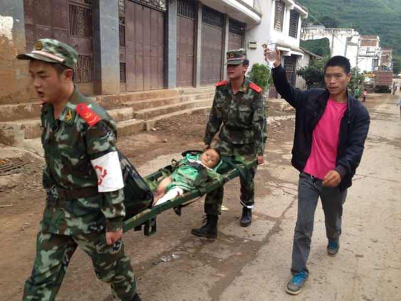 china eartquake aug 3 4