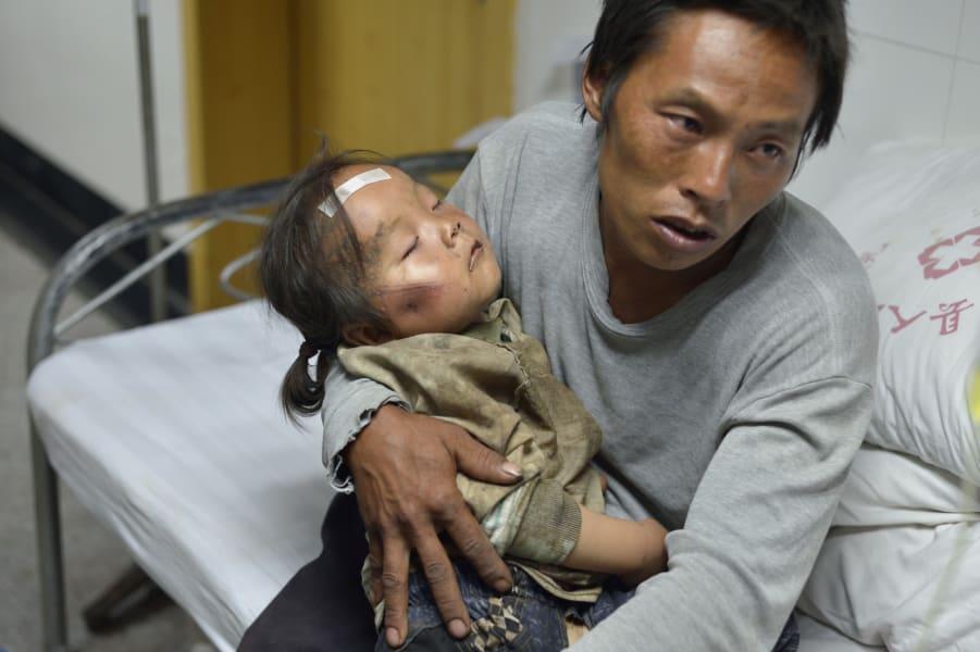 china yunnan earthquake 1