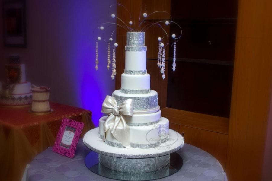 nigerian wedding Dainty Affairs Bakery