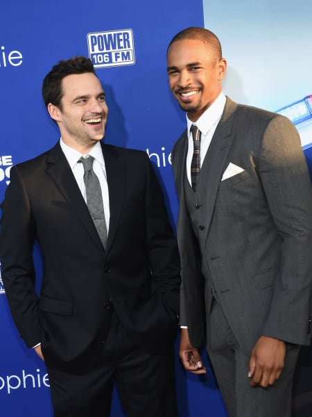 ENTt1 Damon Wayans Jr. Jake Johnson 08082014