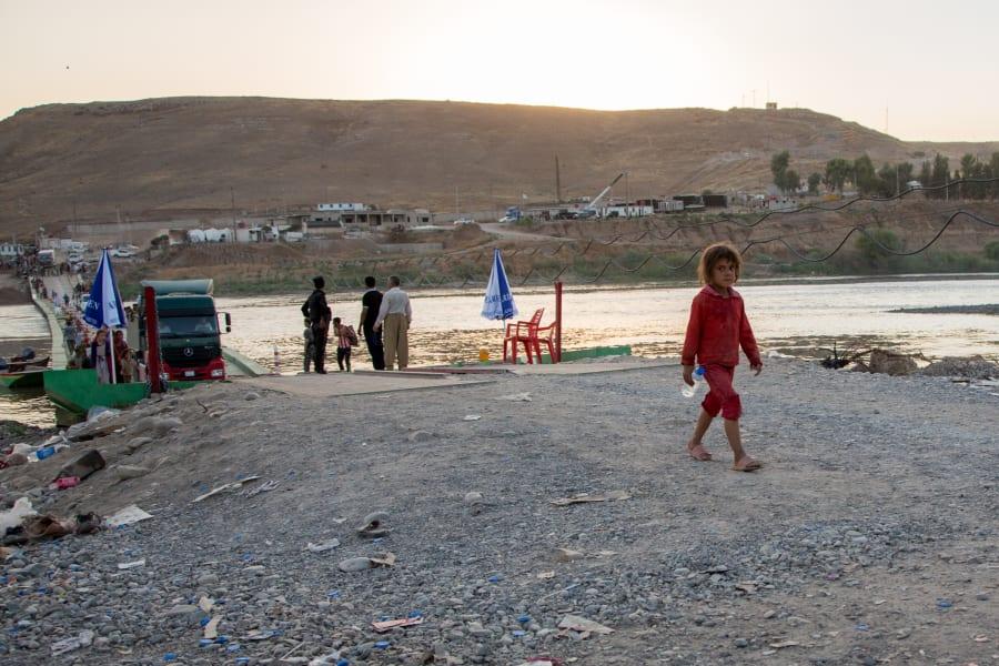 Iraq bridge 2
