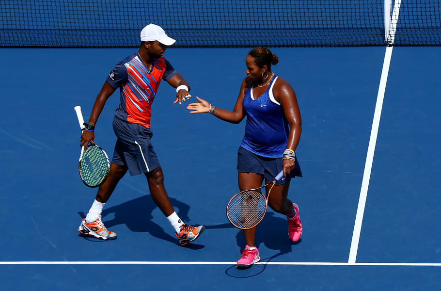 taylor townsend donald young us open 2014