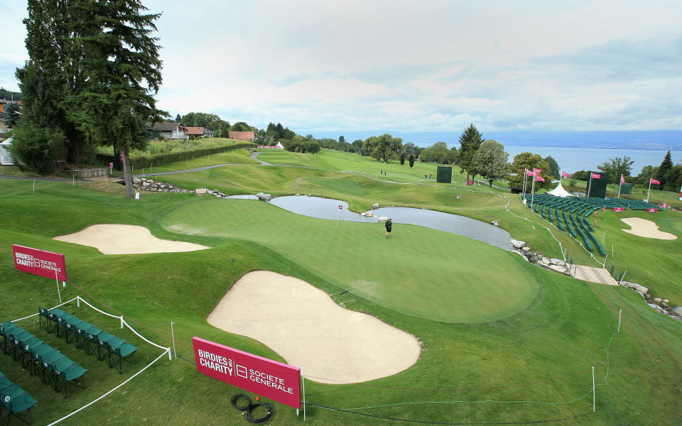 Evian Resort Golf Club 4