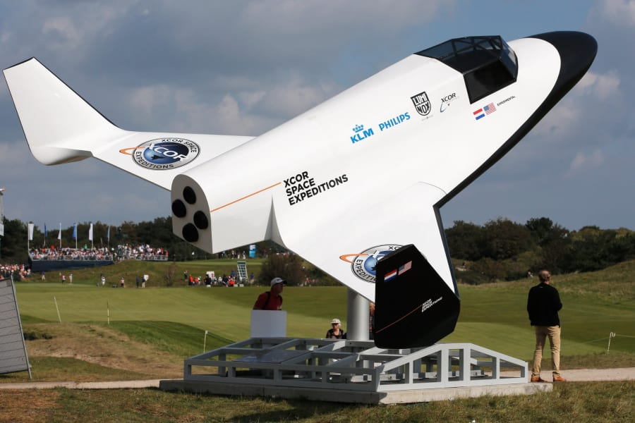 sullivan spaceship