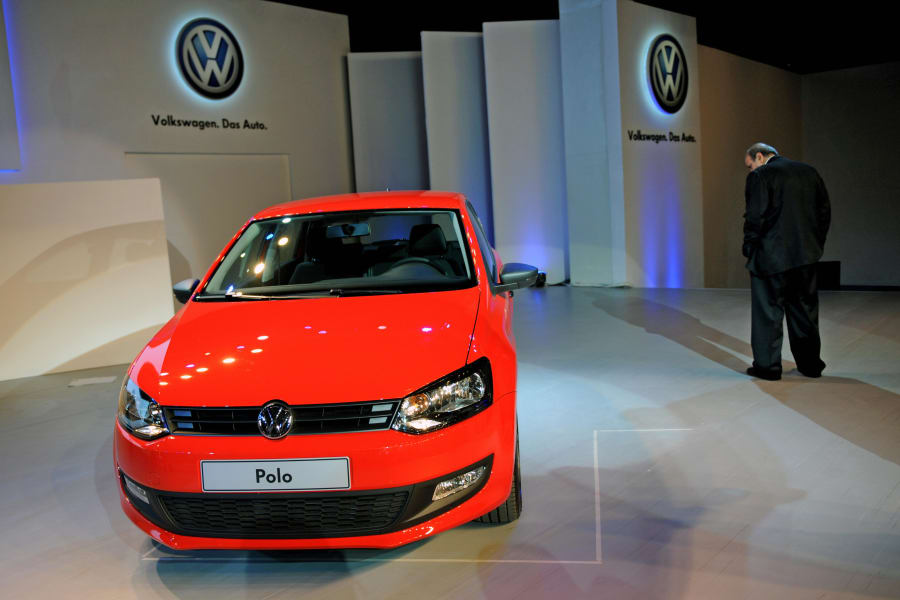 South Africa Car Manufacturing VW Polo
