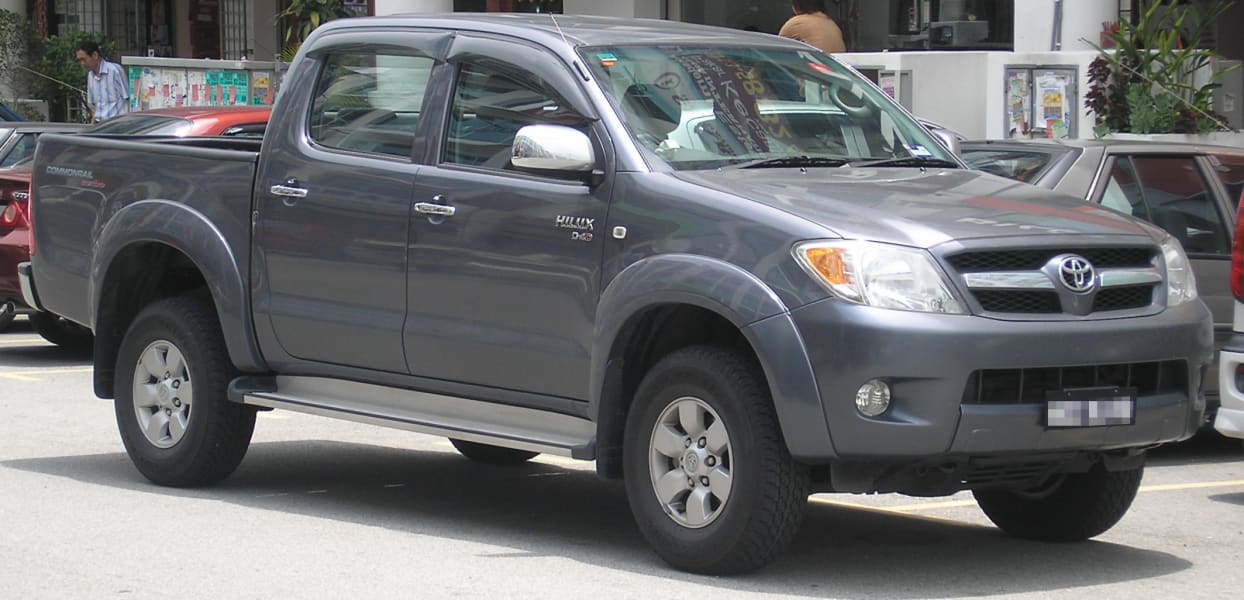 South Africa Car Manufacturing Toyota Hilux