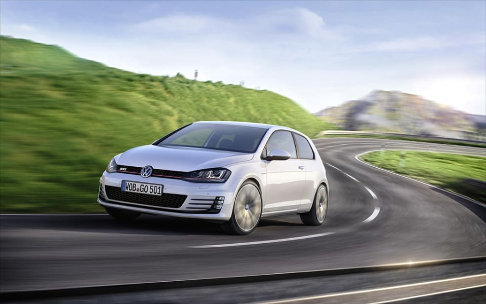 South Africa Car Manufacturing VW Golf Official Image