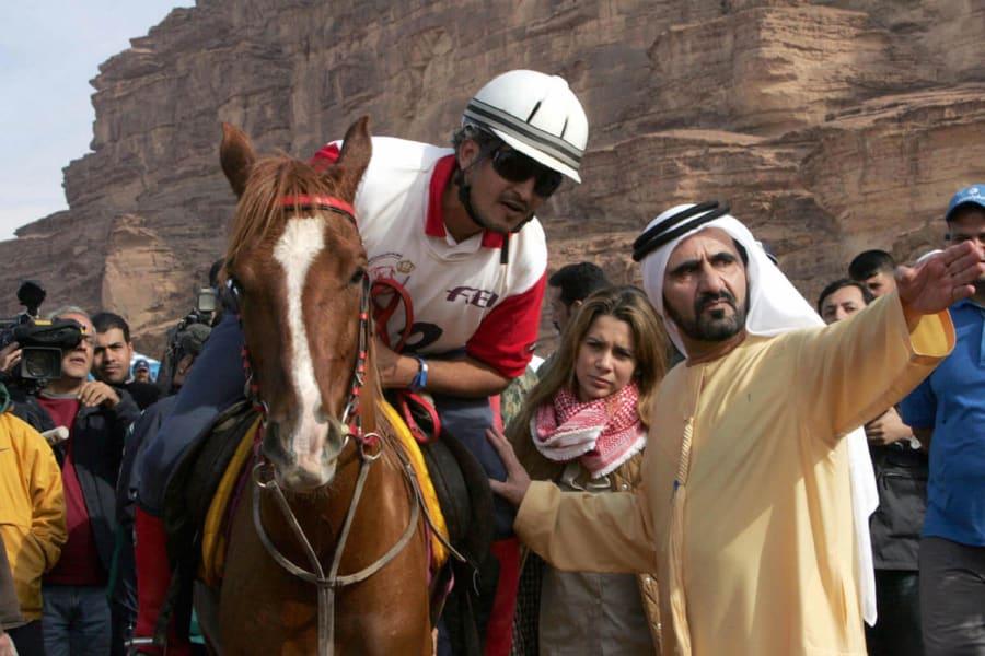 equestrian haya jordan