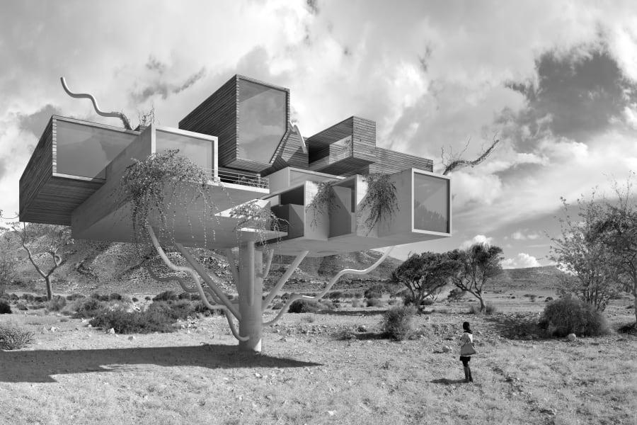 Imagine architecture dionisio