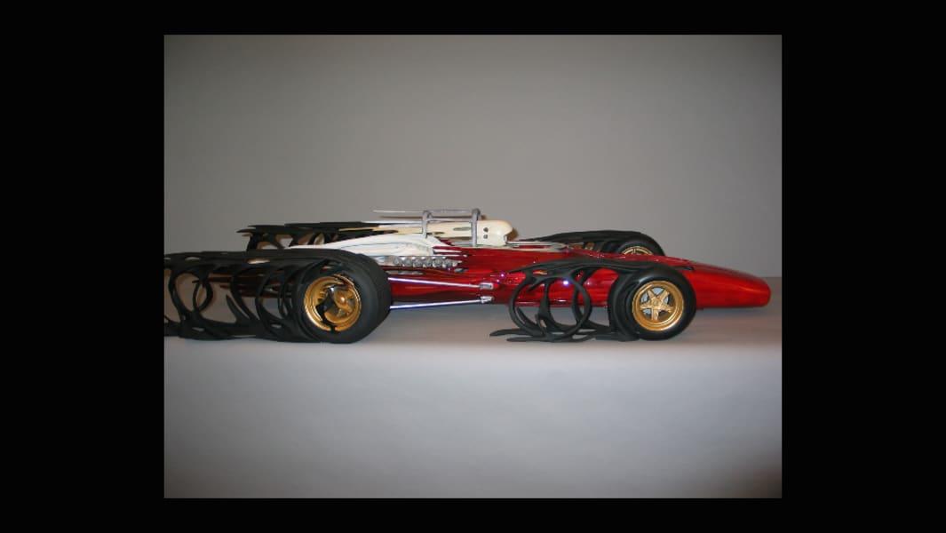 car f1 art