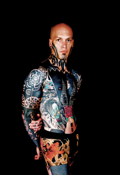 A History Of Body Art
