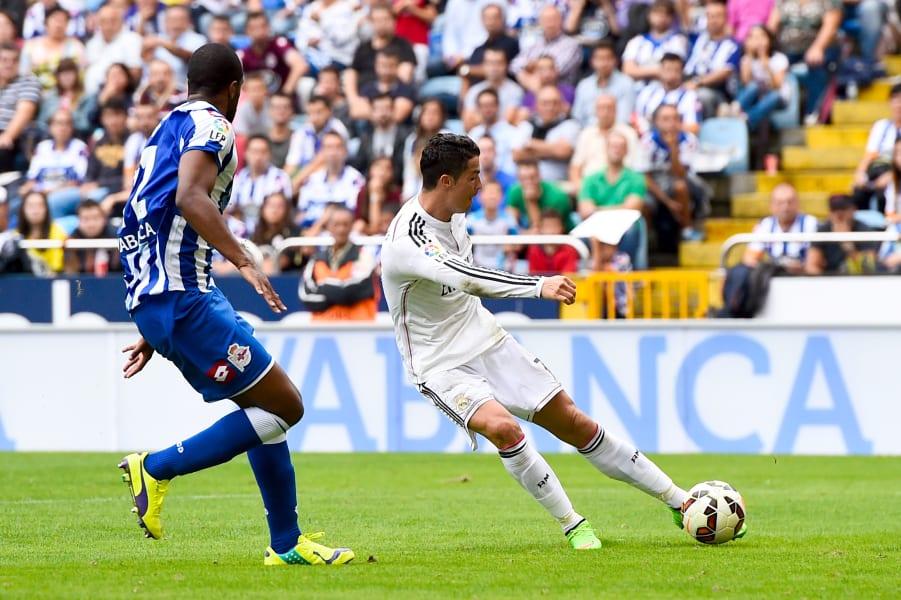 ronaldo third goal