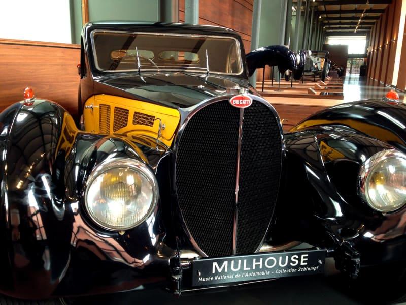 mulhouse motoring museum 1