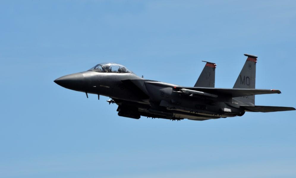f-15e strike eagle FILE