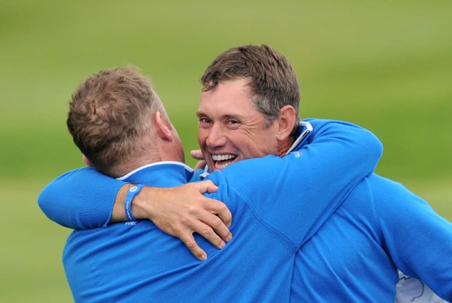 ryder cup day one westwood