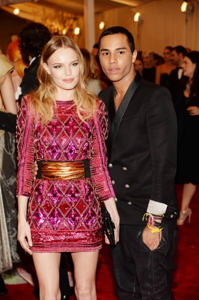 Kate Bosworth Balmain