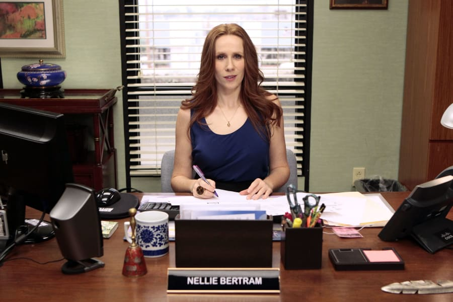catherine tate - office RESTRICTED