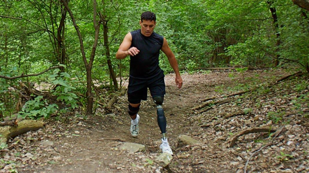 otto run prosthetic