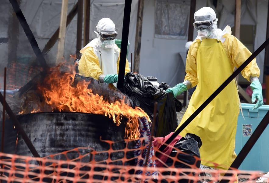 10 ebola protection