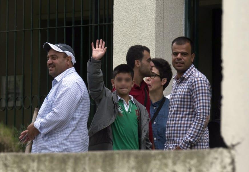 syrian refugees uruguay 4