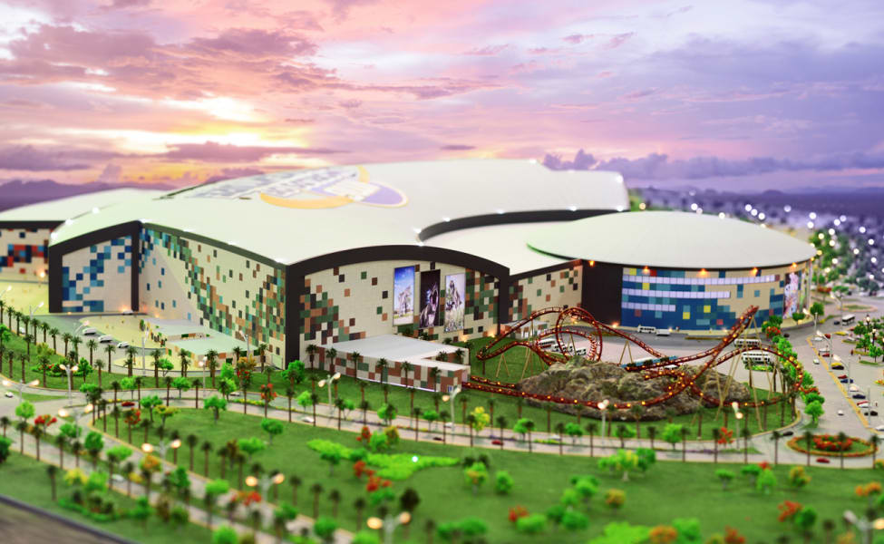 future theme park IMG worlds of Adventure