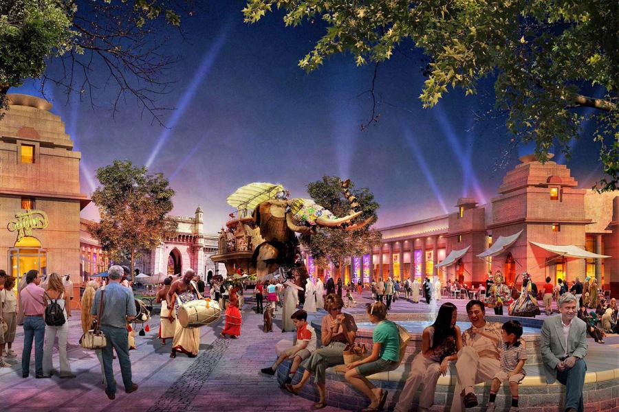 future theme parks dubai parks