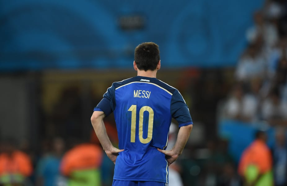 lionel messi world cup final