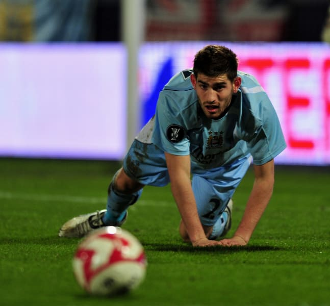 ched evans manchester city