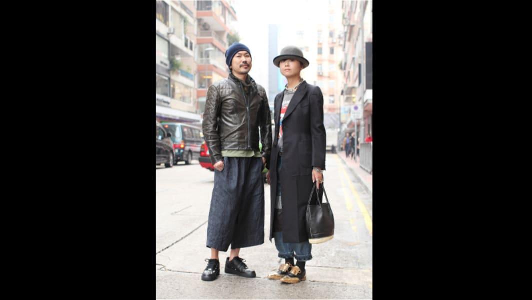 Asian Street Fashion 1