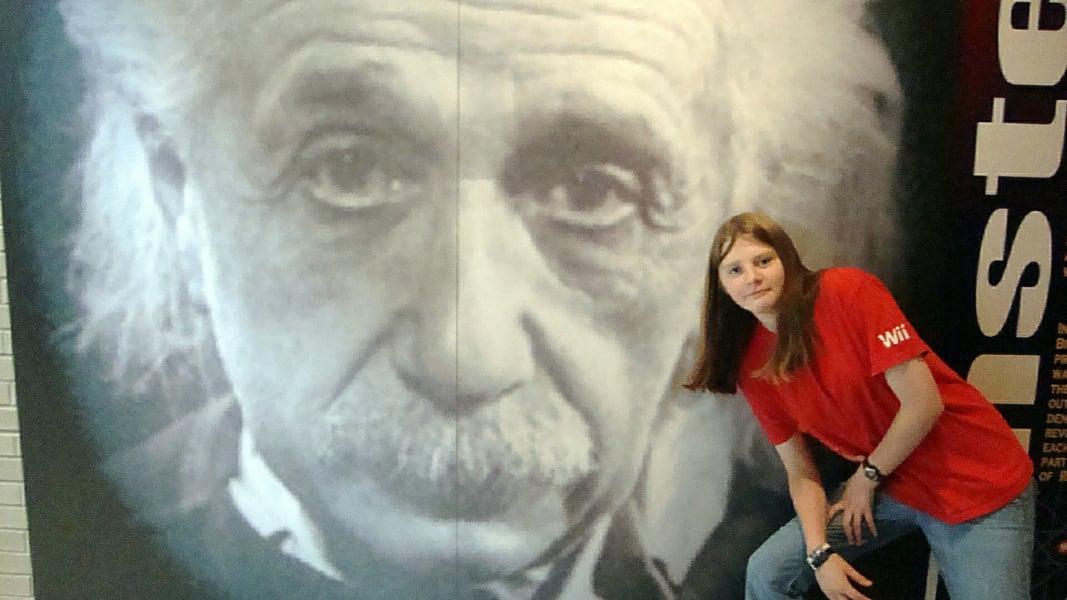 Zoe Einstein STEM