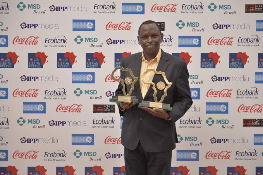 mathenge award
