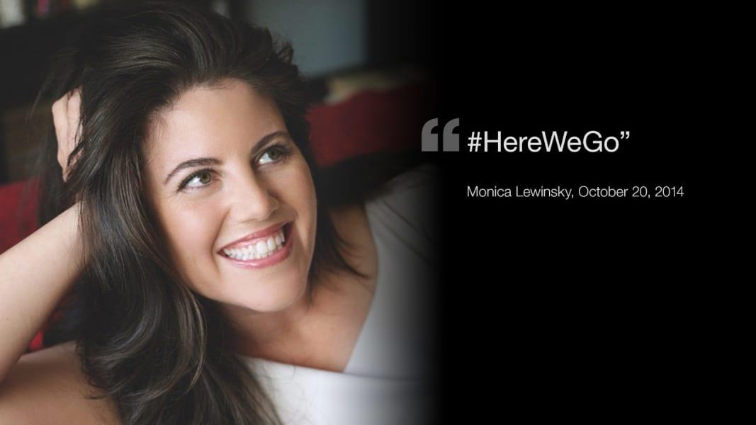 Lewinsky tweet