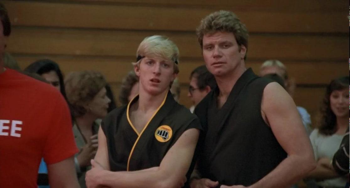 karate kid ego