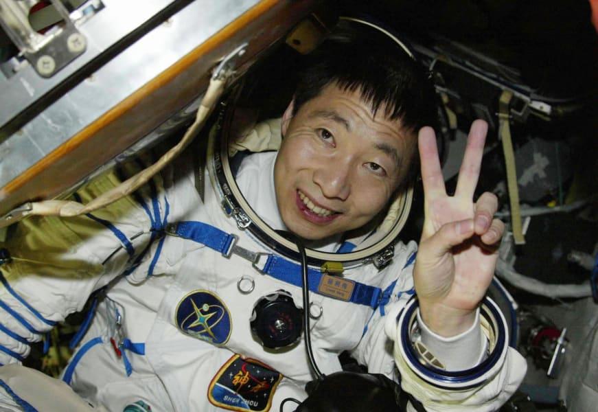 China astronaut Yang Liwei