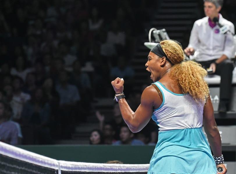 Serena title